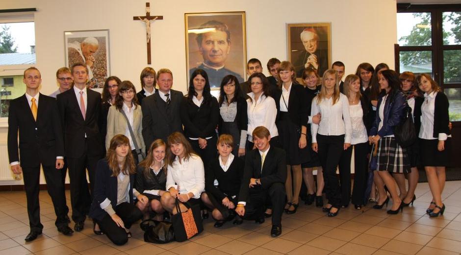 Kronika klasy C SLO 2008 - 2011